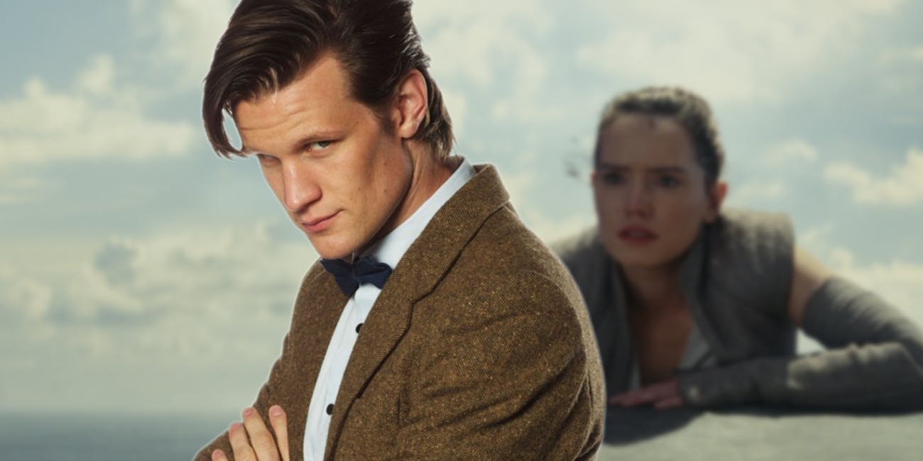 Star Wars Matt Smith Doctor Who