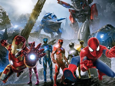 New 'Power Rangers' Trailer Drops a Deep Cut Marvel Reference