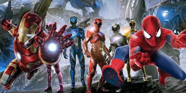 Power Rangers movie