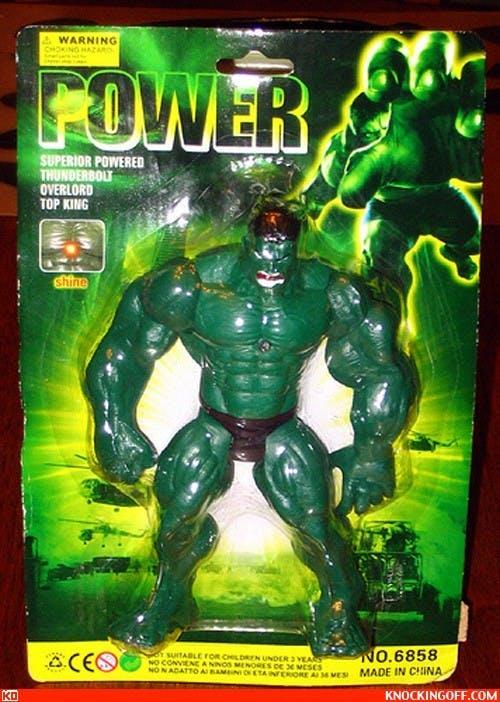 the 10 worst foreign superhero toy knockoffs inverse
