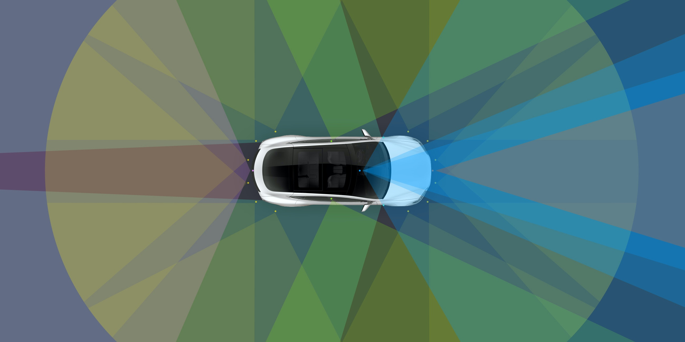 Full autonomy is standard in all Tesla cars from now on.