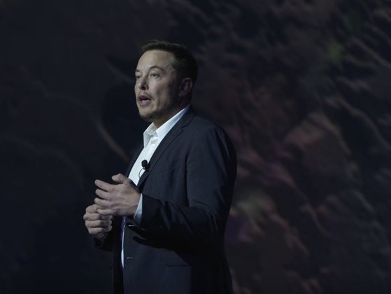 Elon Musk Has A Four-Step Plan To Build A Propellor Plant On Mars