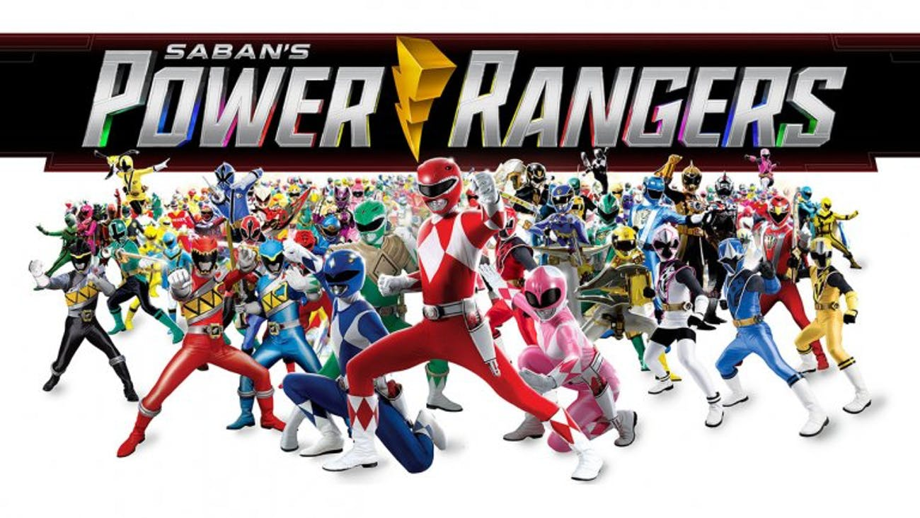 A New 'Power Rangers' Movie Could Happen for a Crazy Reason | Inverse