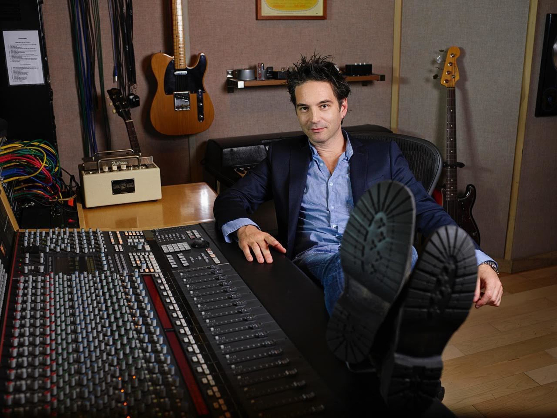 JOB HACKS | Jeff Russo is Composing FX's Mutant Drama 'Legion'