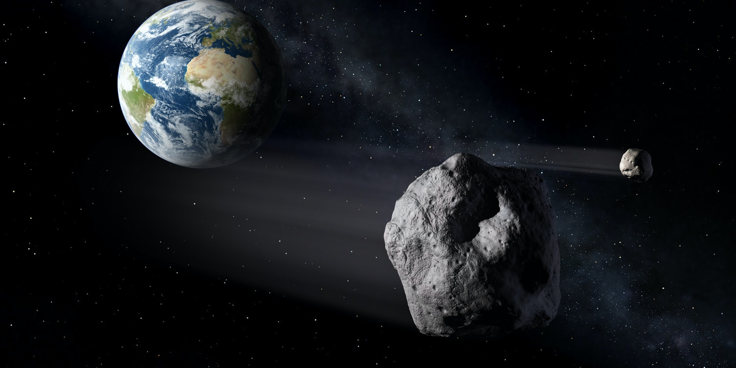 In 2029, a Massive Asteroid Will Come Startlingly Close to Earth