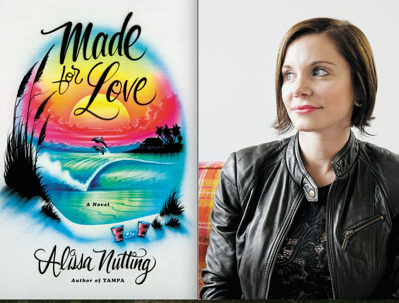 Alissa Nutting talks 'Made For Love
