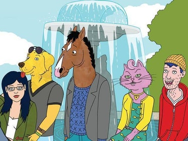 'BoJack Horseman' Season 3 Urges Us Not to Fetishize Sadness