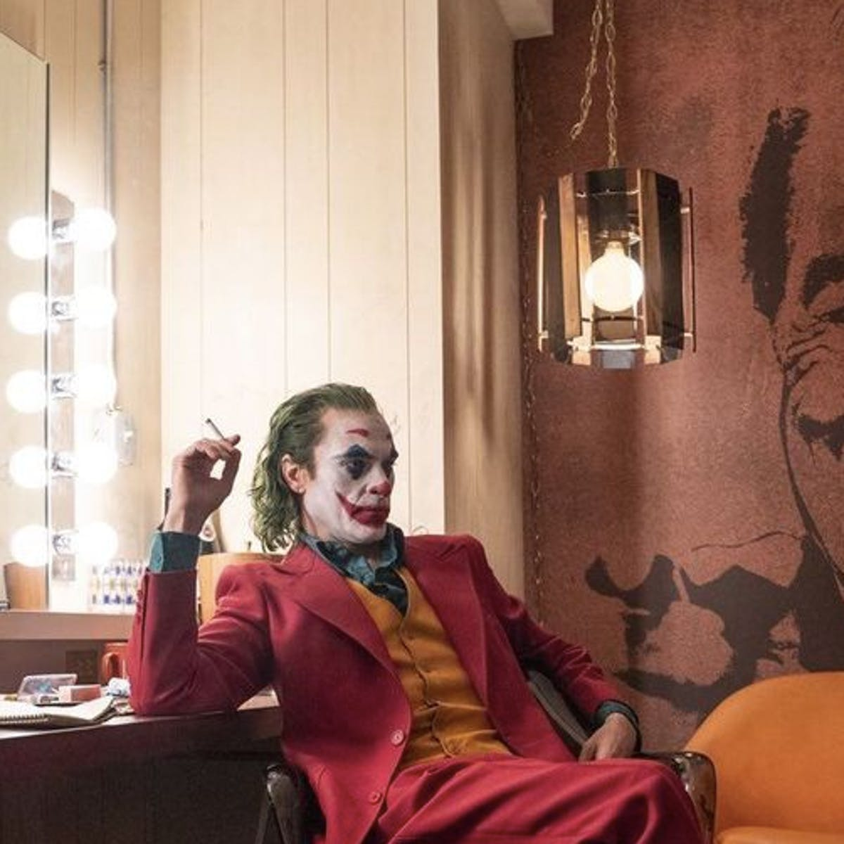 Why 'Joker's costume designer decided to ignore the comics entirely