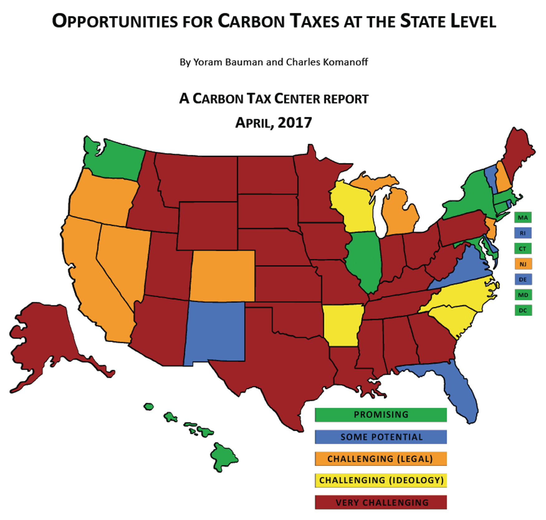 Economists Modeled the Most Plausible Paths to Addressing Climate Change