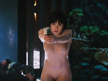 You Can Watch 13 Minutes of 'Ghost in the Shell' Right Now