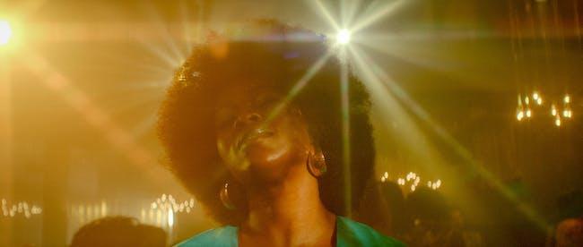 Yetide Badaki as Bilquis in 'American Gods' Season 1 finale 'Come to Jesus'
