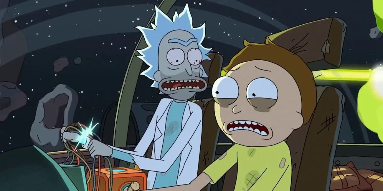 After a harrowing mission, Rick and Morty remove the toxic parts of themselves. The results are disturbing and disastrous.