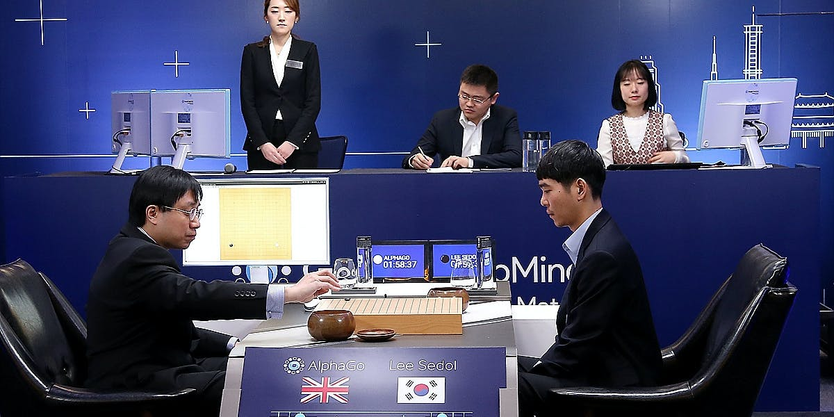 The Strange Beauty of 'AlphaGo'