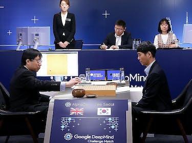 The Strange Beauty of 'AlphaGo'