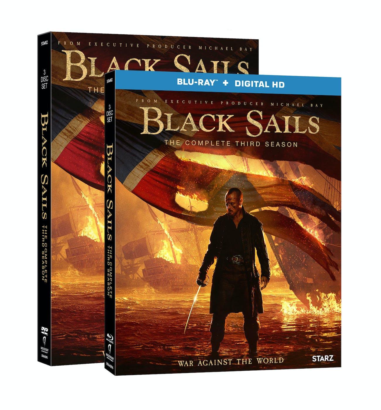 Black Sails' Cast Discusses Charles Vane's Last Words (Exclusive