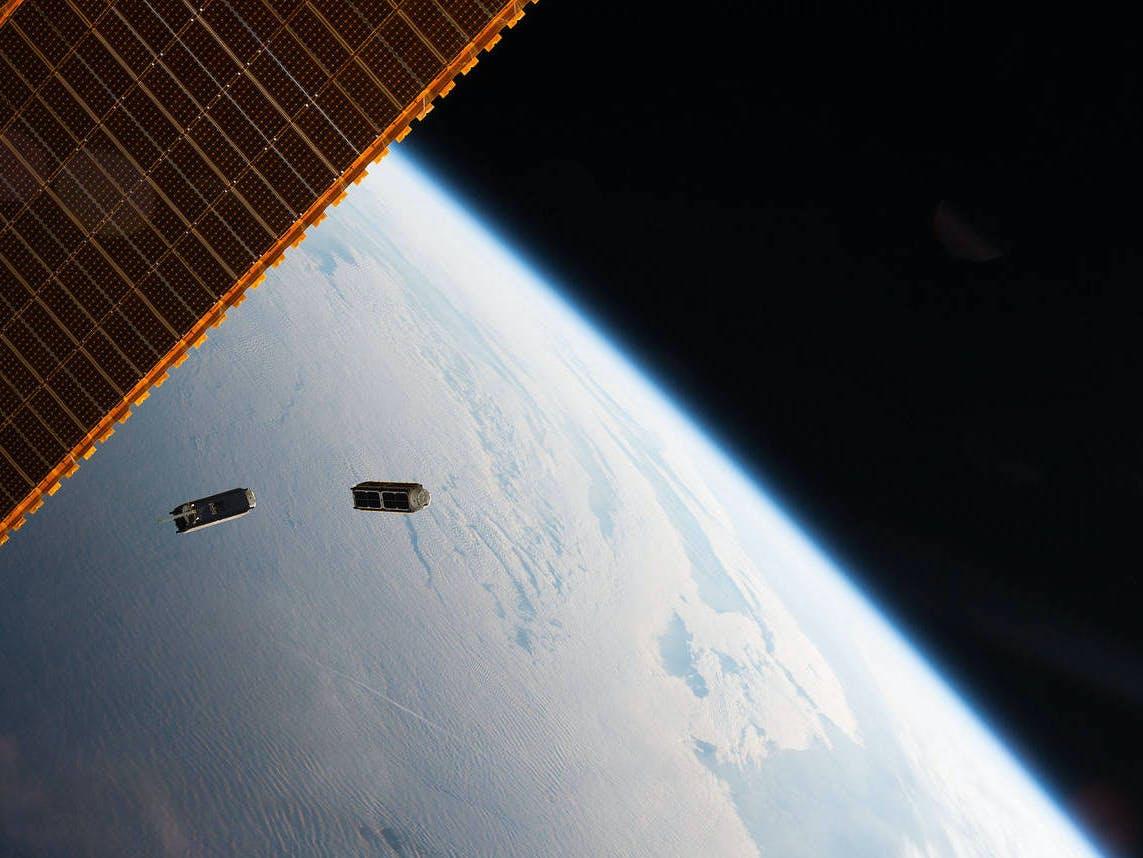 CubeSats NASA