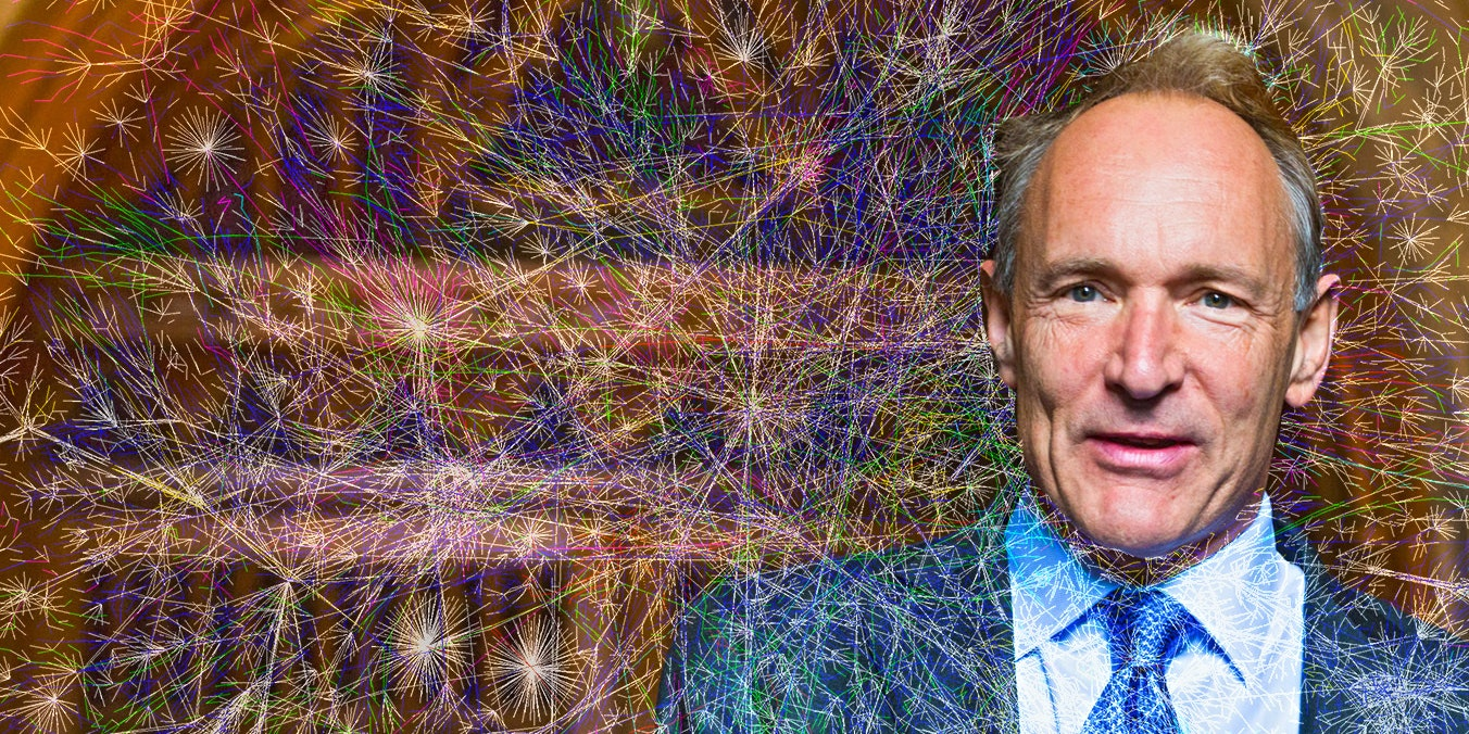 Celebrating 23 Years of the WWW: How Tim Berners-Lee Open-Sourced the Internet