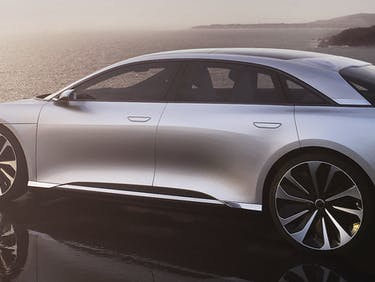 Don't Expect a Tesla Model 3 Rival From Lucid Motors Soon