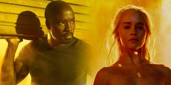 Luke Cage Game of Thrones
