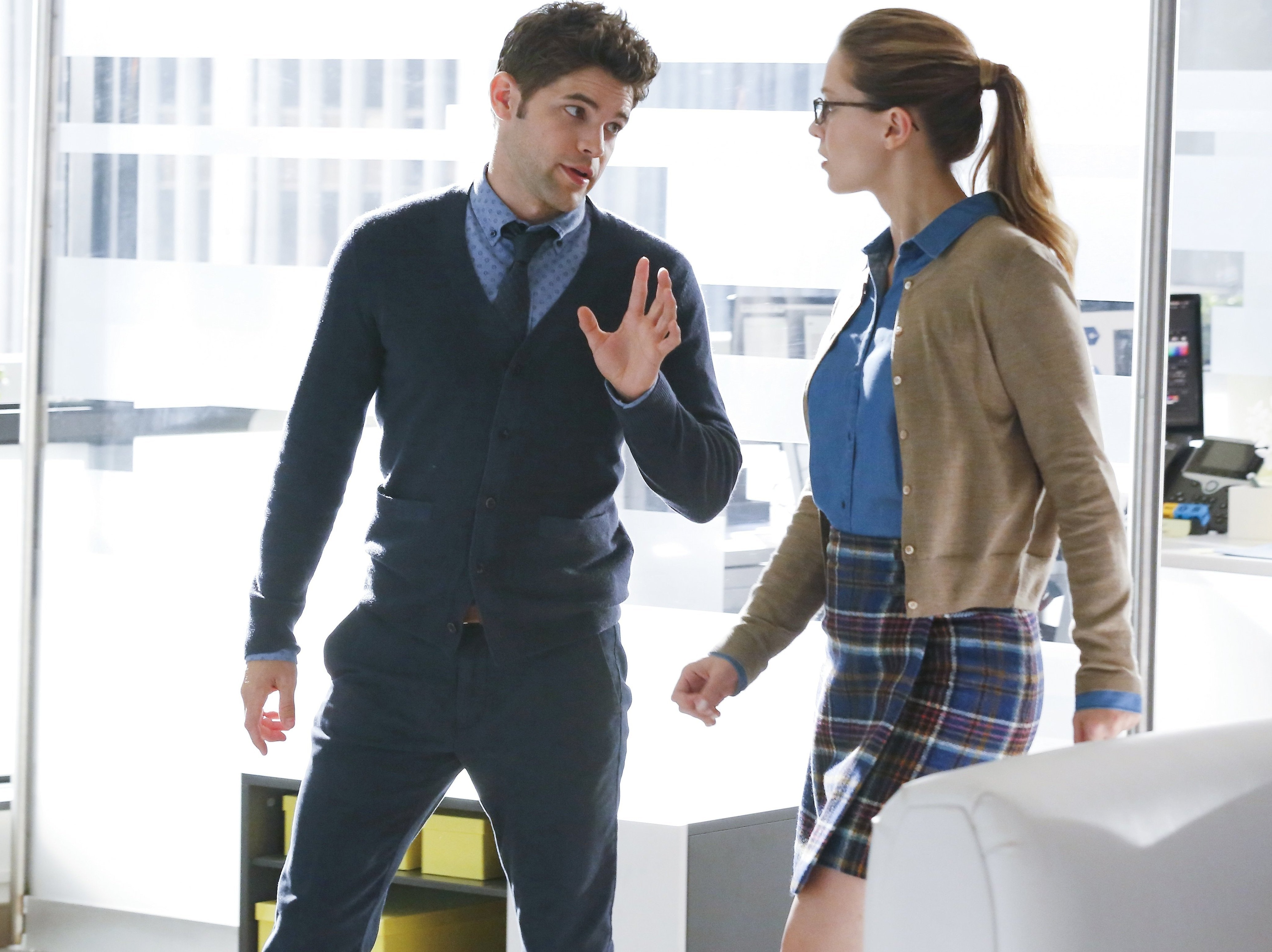 Winn's Move to the DEO Is Doing Wonders for 'Supergirl'