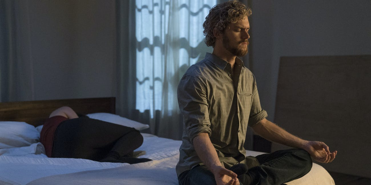 Iron Fist Danny Rand MCU