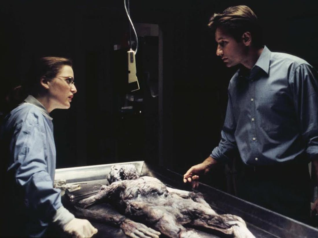 x files 25 year anniversary