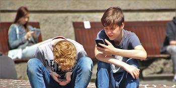 smarphone use, teen