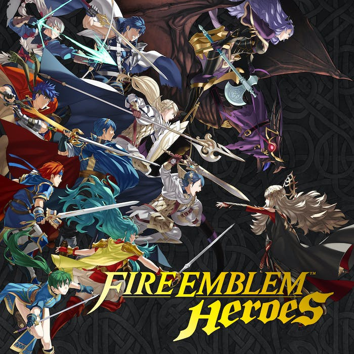 The whole premise of 'Fire Emblem Heroes' is based on summoning heroes of old.