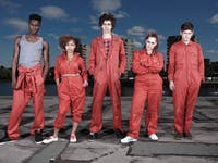 'The Misfits' British Television Show American Audiences