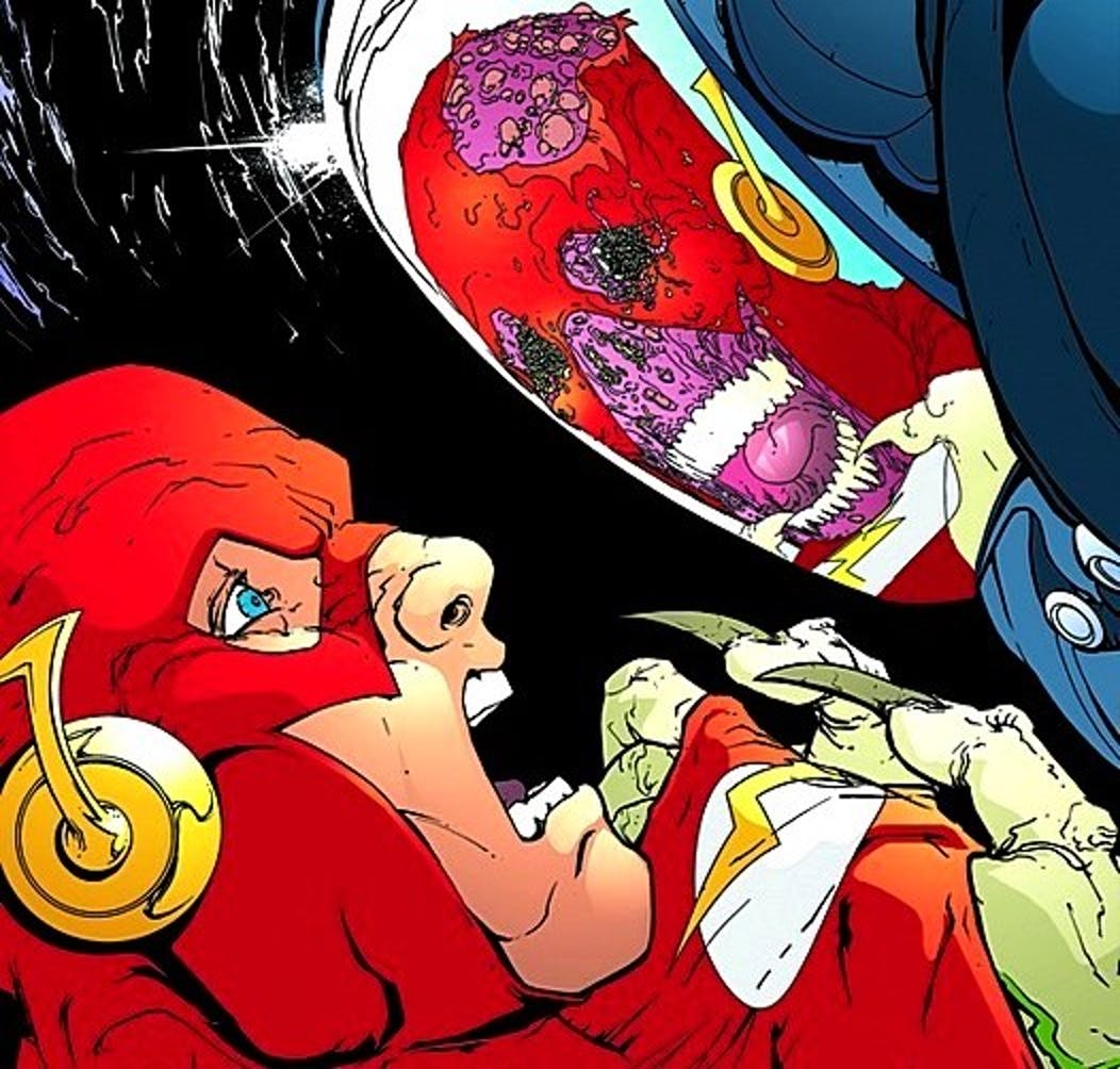 Spin DC Comics