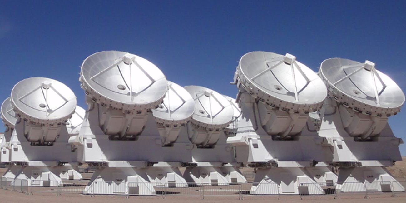 Costing $1.4 billion, ALMA is the most expensive ground-based telescope in operation