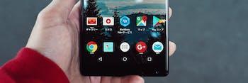 Android phone Google Alphabet
