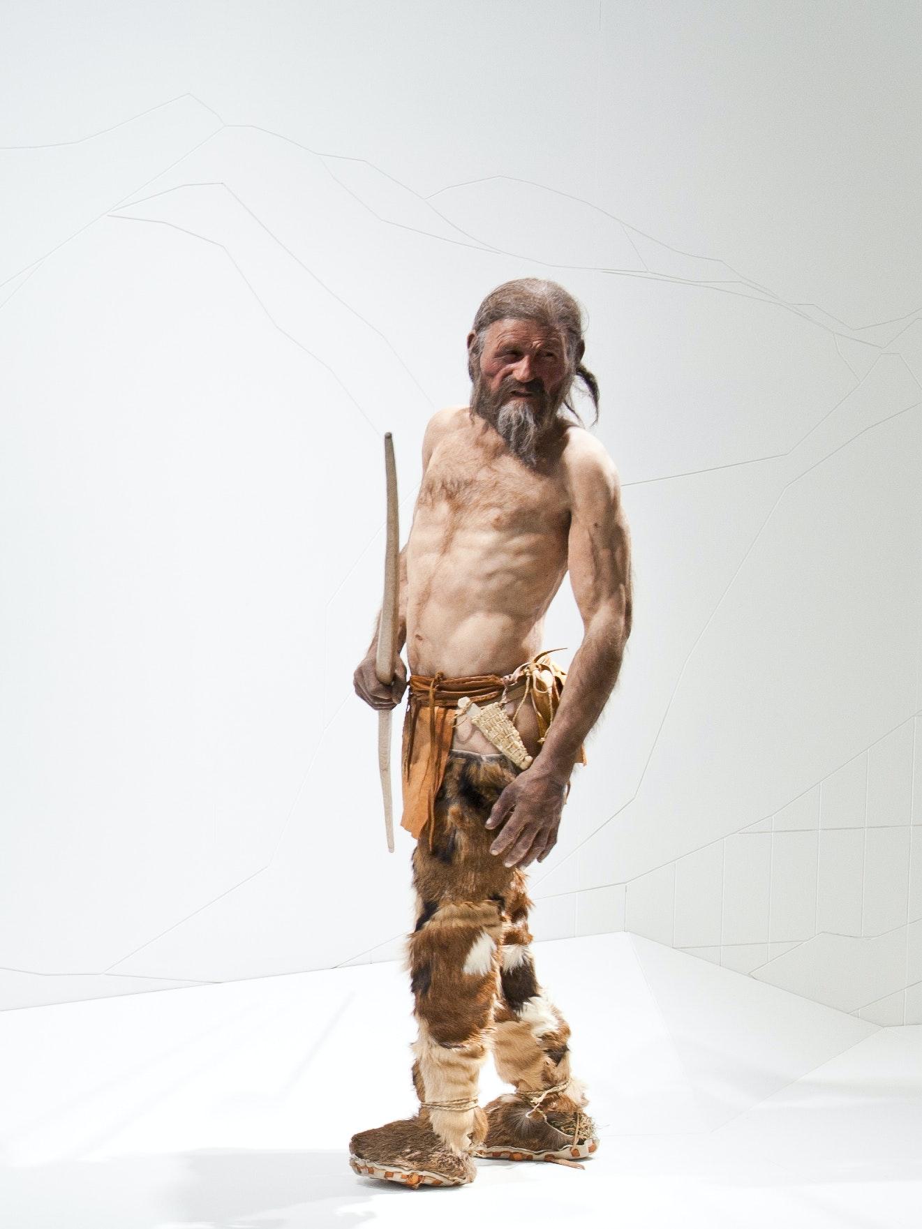 Otzi Iceman