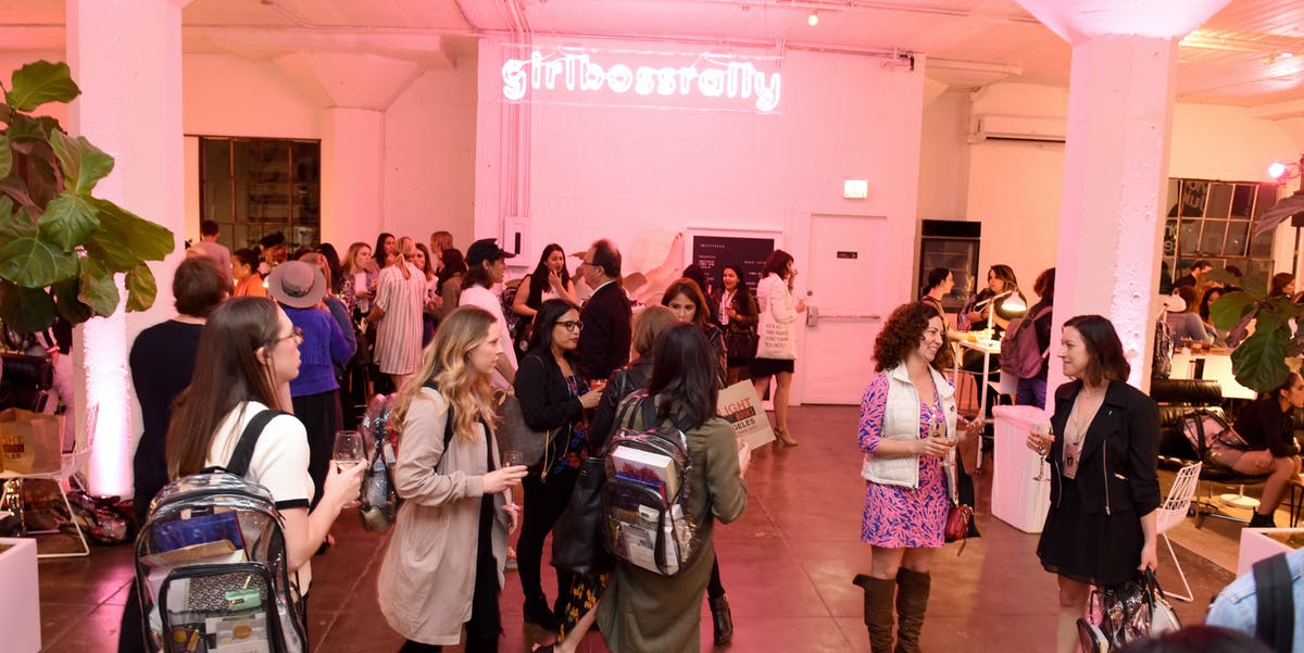 The first inaugural Girlboss Rally took place in March of this year.