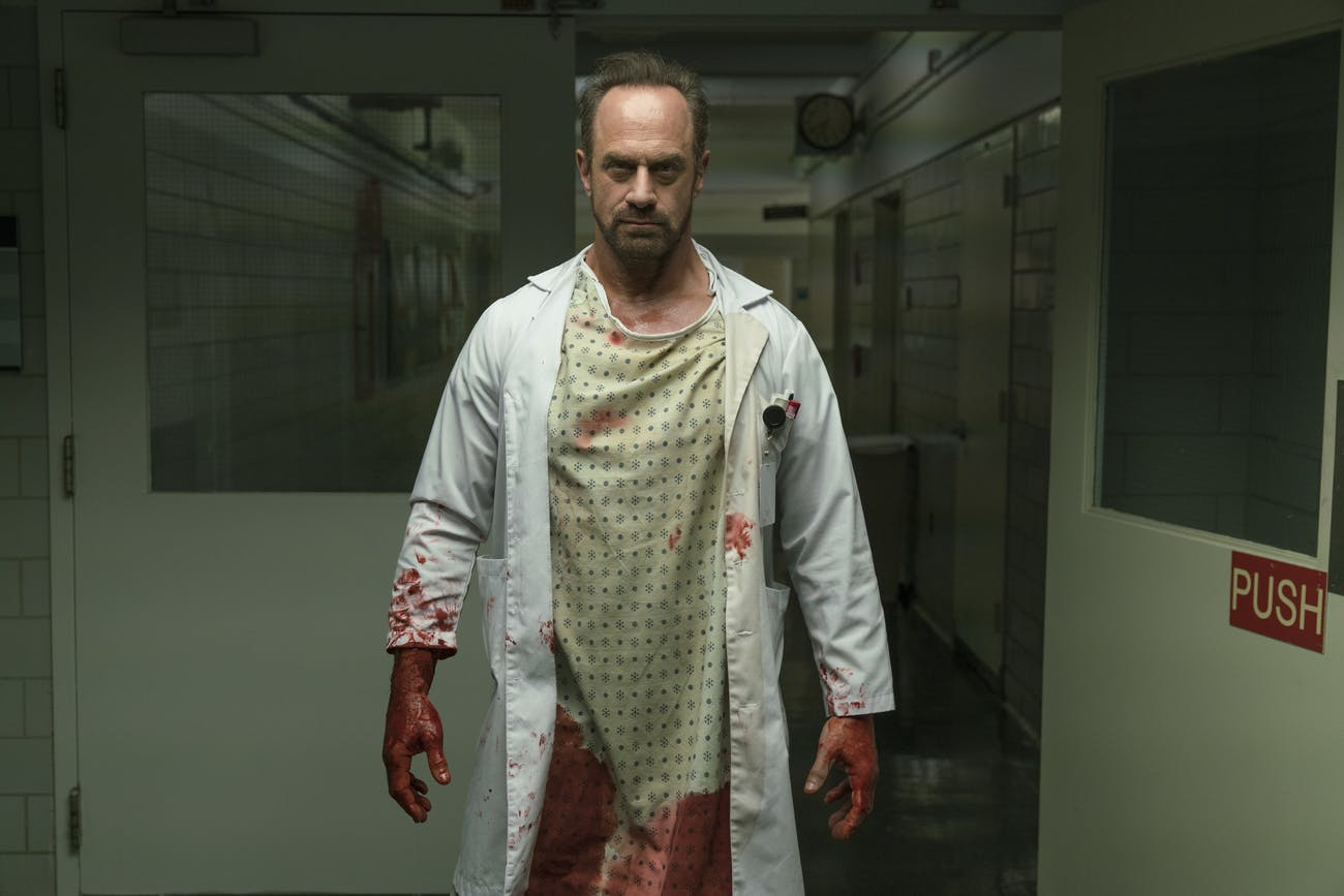 Christopher Meloni in 'Happy!'