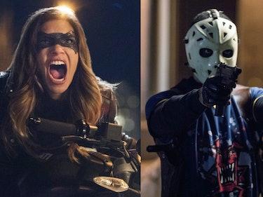 Two Heroes Will Survive Prometheus in 'Arrow'Season 5