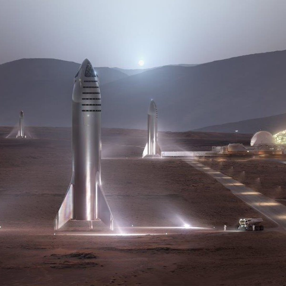 Musk Reads: Starship Gets a New Design