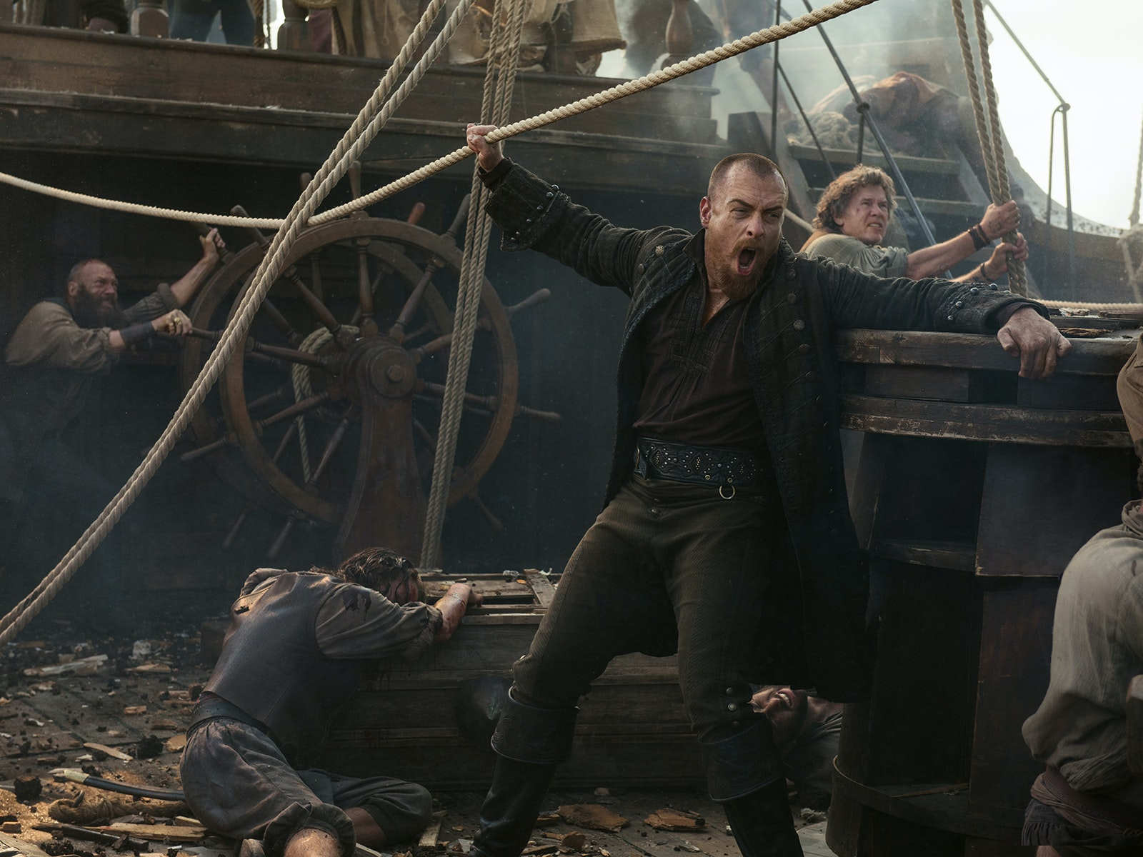 'Black Sails' Season 4 Will Deliver Vengeance for Charles Vane