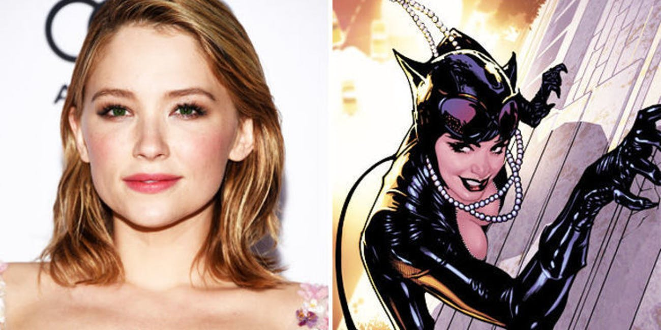 Hayley Bennett is rumored to be the frontrunner for DC's Harley Quinn spinoff, 'Gotham City Sirens'