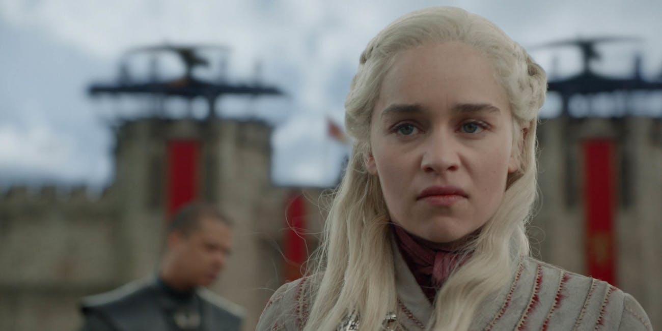 Daenerys in 'Game of Thrones' Season 8, Episode 4