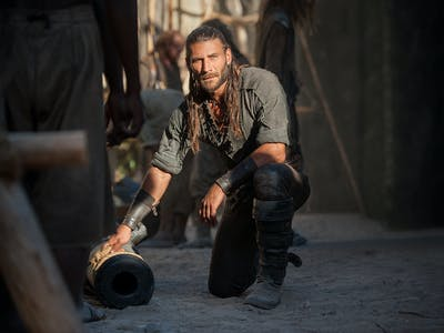 So 'Black Sails' Killed Charles Vane and You're Pondering Rage-Quitting