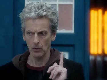 New 'Doctor Who' Clip Claims the TARDIS Does What It Wants