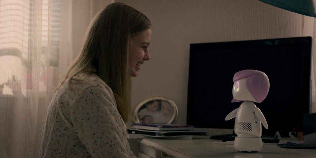 Angourie Rice stars in 'Black Mirror' Season 5 on Netflix.