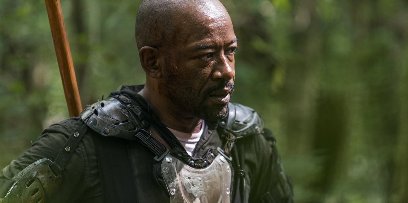 The Walking Dead Lennie James