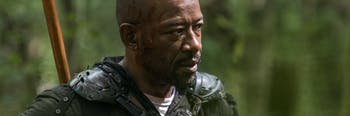 The Walking Dead Lennie James