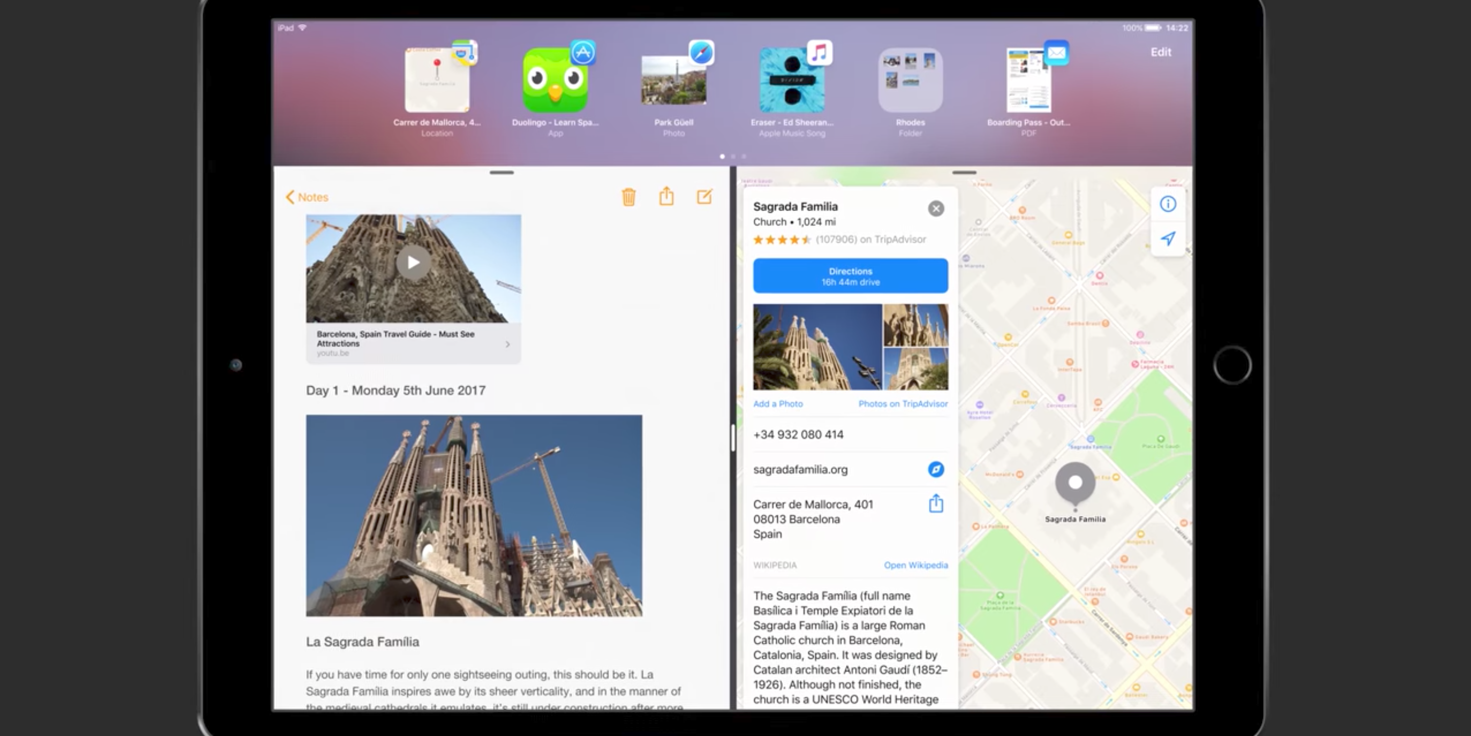 This Stunning iOS 11 Concept Makes the iPad Useful Again