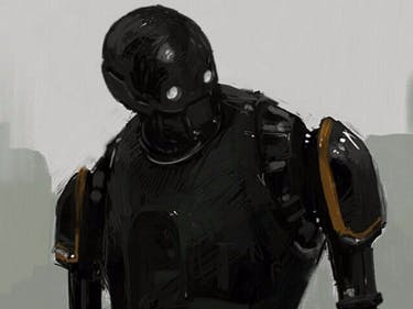 K-2SO Almost Looked Very Different, 'Rogue One' Video Reveals