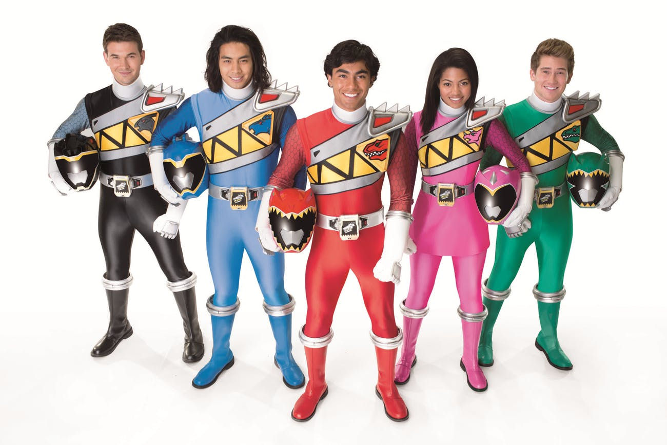 Ranking Every 'Power Rangers' Uniform, From Classic Series to