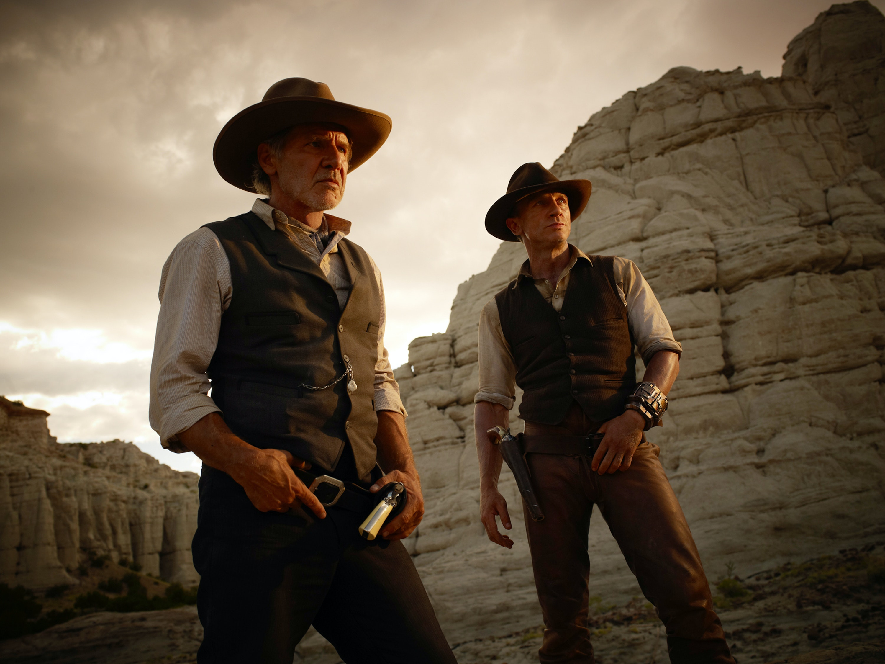 The Future Of the Western Movie is the Space Opera