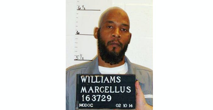 Marcellus Williams mug shot